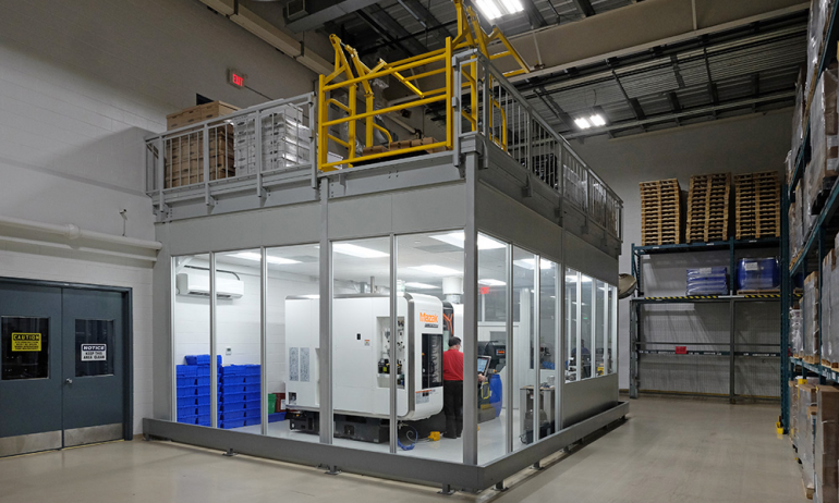 Catalent System 40™ CNC Enclosure