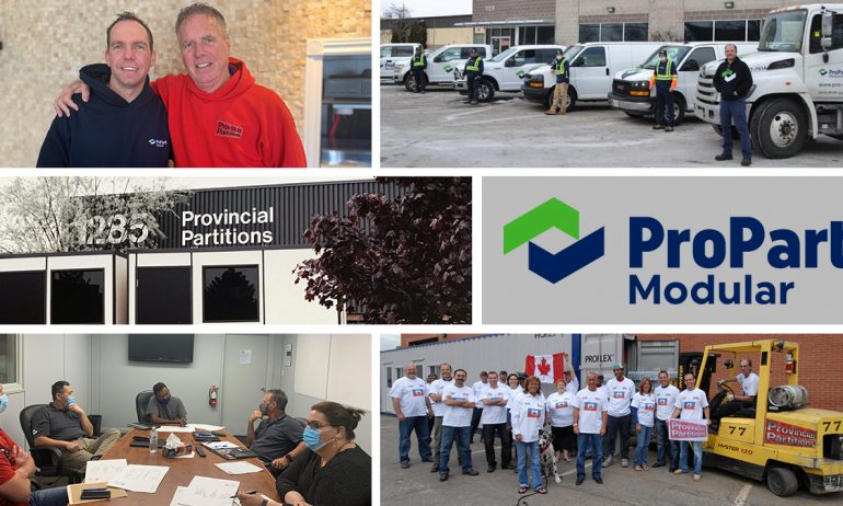 ProPart Modular Anniversary: 40 Years of Redefining Construction