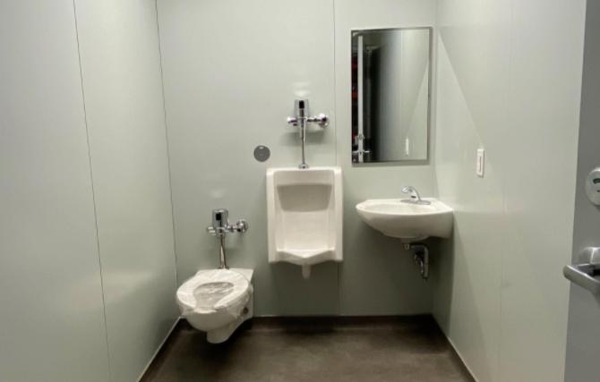 General Motors Oshawa's Gender-Neutral Washrooms