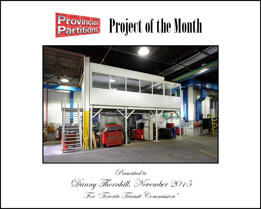 Project Of The Month - Billyard Insurance Group High End Executive Offices