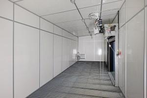 Haz-Mat Enclosure
