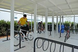 Bird Custom Bike Shelter