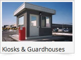 Products - Kiosks and Guardhouses
