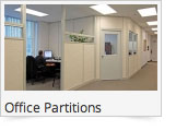 Products - Office Partitions