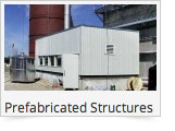 Products - Pre-fabricated Structures